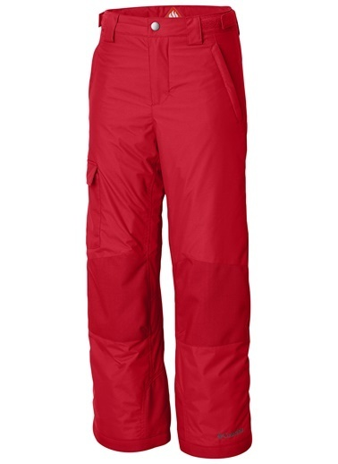 Columbia Kayak Pantolonu Kırmızı